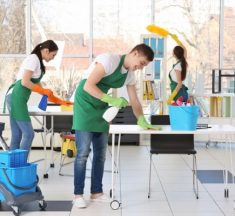 Be Keen on These 5 Frequent Office Stains When Cleaning