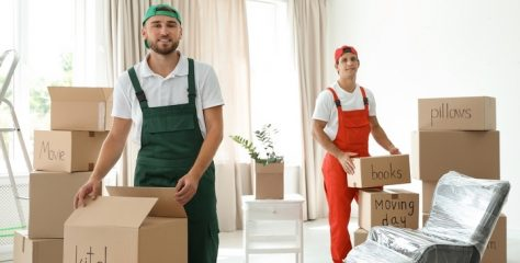 4 Types of Moving Services Offered for Archiving and Storage